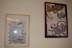 「モリ ヤスコの不思議な世界」展2
